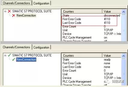 WinCC如何获取与S7-300/400 CPU的通讯状态-工控编程-工控课堂- www gkket com
