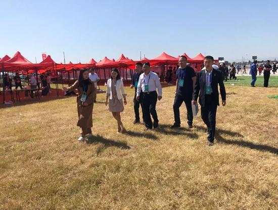 世屹集团精彩亮相2018中国国际通用航空博览会