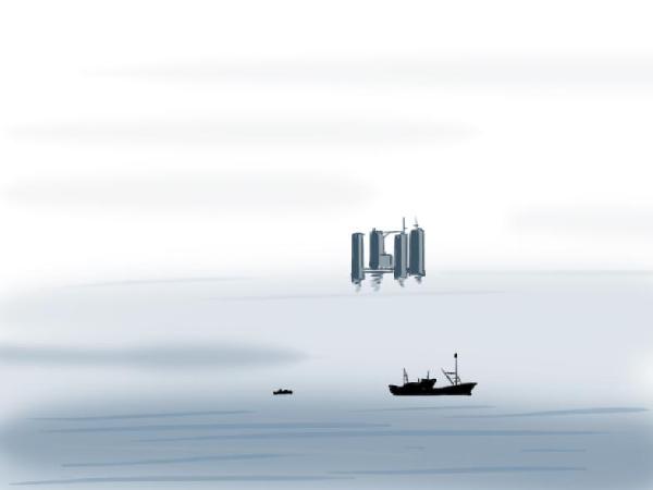 海市蜃楼是光的什么原理_海市蜃楼是什么意思