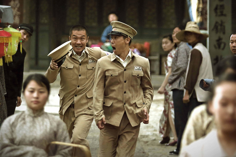 《金水橋邊》將播 黃志忠李乃文演繹小人物的30年風雨