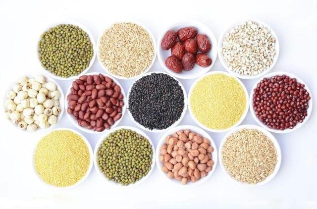 合理食用这5种五谷杂粮,每天吃一点,越吃越瘦,减肥轻松点儿!_功效