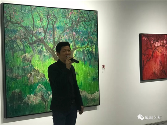 《顽石与桃花》黄礼攸新濠天地线上网站展开幕