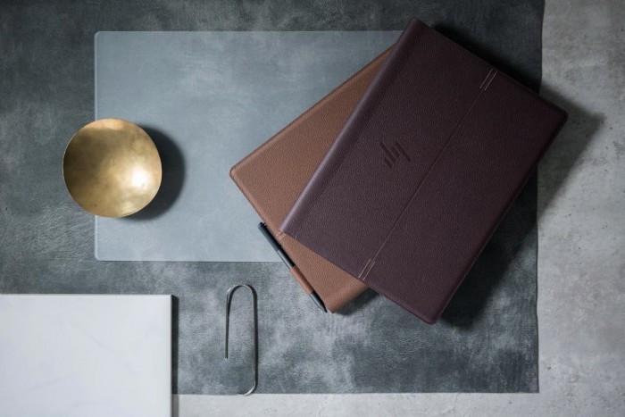 惠普推出Spectre Folio:一款皮质感变形笔记本电脑的照片 - 1