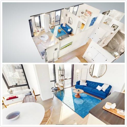 麦邻租房携手得图·白犀牛推出VR看房技术受青睐
