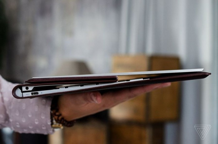 惠普推出Spectre Folio:一款皮质感变形笔记本电脑的照片 - 8