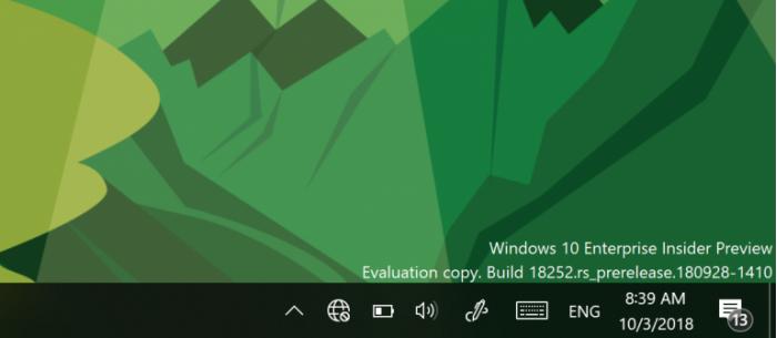 十月更新后首个Win10 19H1预览版发布:增强以太网设置的照片 - 4