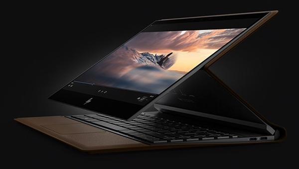 惠普/Intel合作打造长条形笔记本主板的照片 - 1
