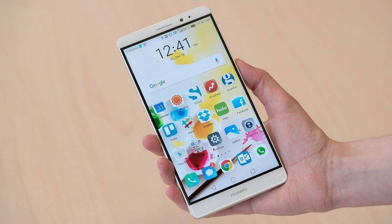 iPhone XS Max屏幕不够大?来看看这七款超大屏手机的照片 - 3