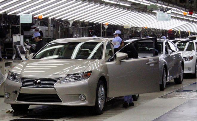 内部人士确认:丰田考虑雷克萨斯本土化 准备就绪