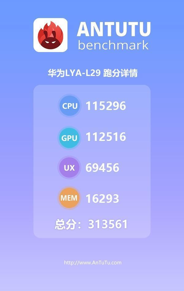 华为Mate 20安兔兔跑分首曝:麒麟980完胜骁龙845的照片 - 2