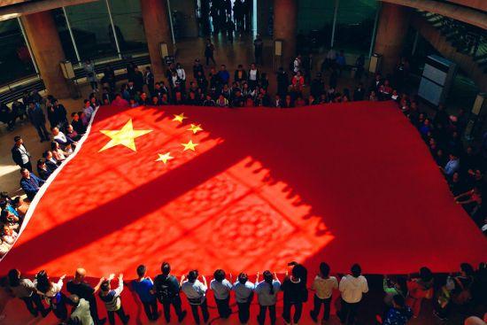 国庆黄金周1076万观众陕西文博单位体验文化
