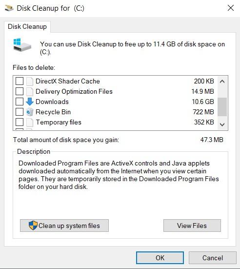 Win10十月更新后 清理工具迎来升级 磁盘整理不再继续的照片 - 3