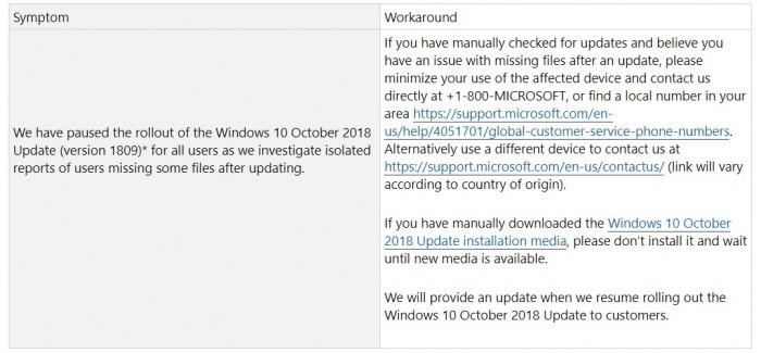 微软提醒丢失数据的Win10用户减少使用PC以等待修复的照片 - 3