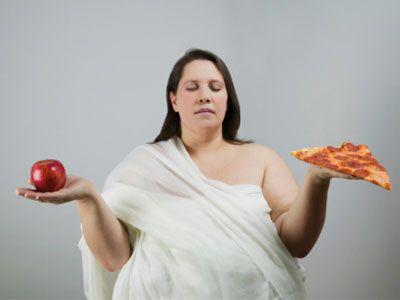 仅吃蔬菜怎么仍不能减肥?