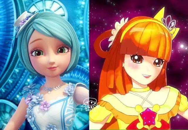 盘点星学院与艾可魔法少女里三位主角的性格,惊人的吻合