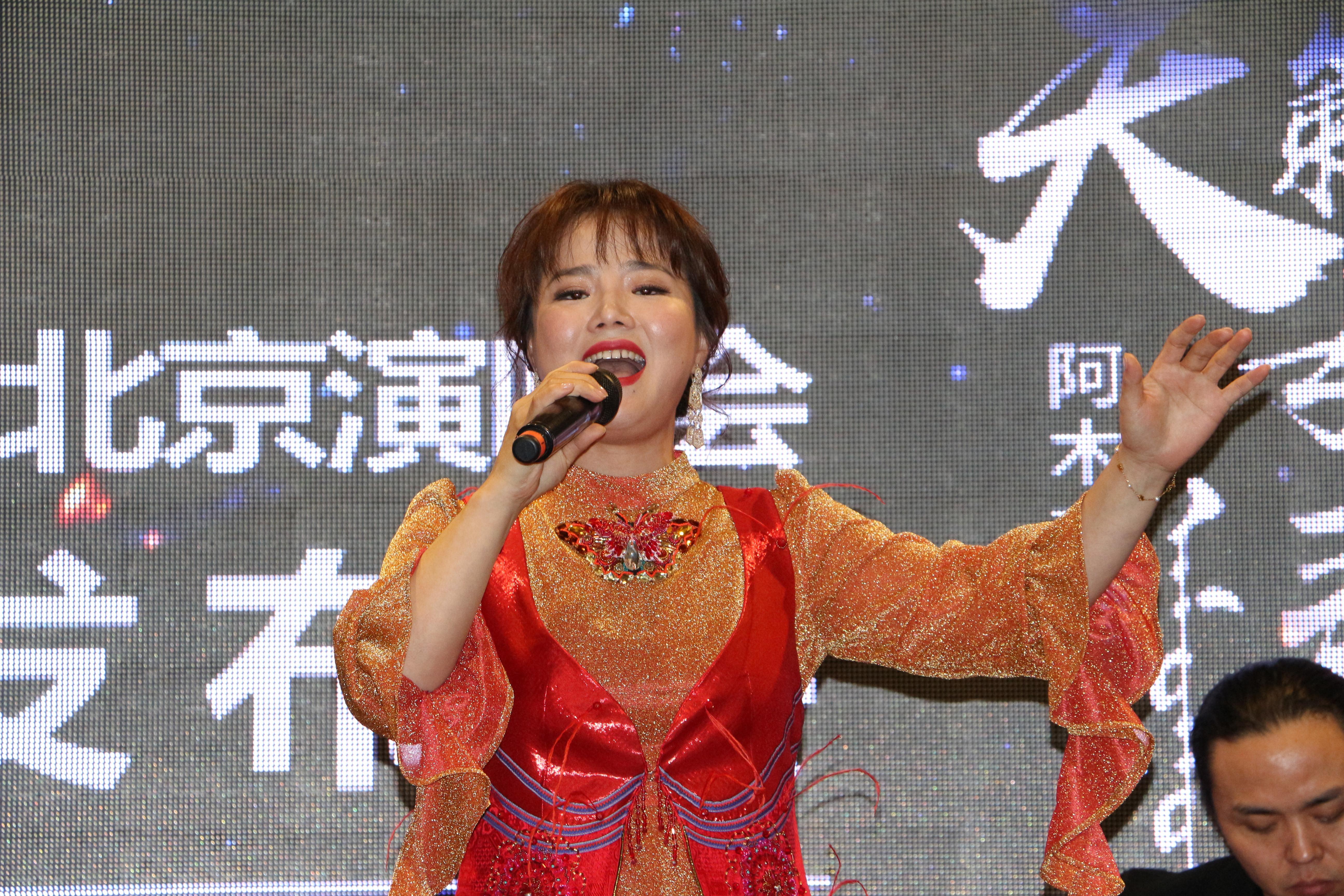 天籁女声--阿木古楞 《音乐之旅》北京演唱会将唱响京城