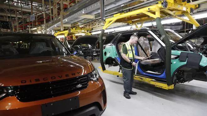 中国销量连续下滑 捷豹路虎宣布暂停英国最大工厂