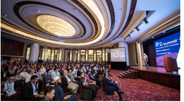 松鼠AI智适应创始人栗浩洋受邀出席香港人工智能峰会