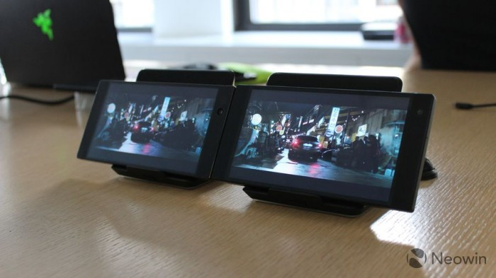 Razer Phone 2发布:背面Chroma幻彩灯 正面120Hz屏幕的照片 - 3
