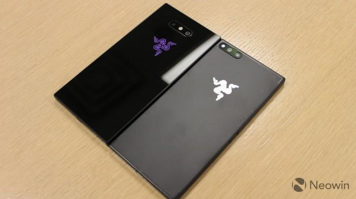 Razer Phone 2发布:背面Chroma幻彩灯 正面120Hz屏幕的照片 - 21