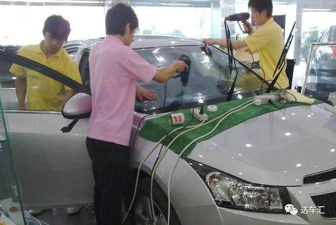 每天都会问自己 我的车到底要不要贴各种膜?