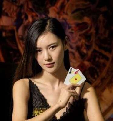 21點獨門技巧~來看美女士如何贏牌的!!