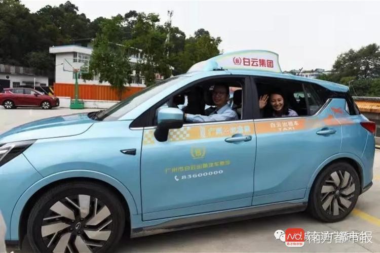 今后广州路上看到这种SUV的士别懵!是新上的车型,运价不变!