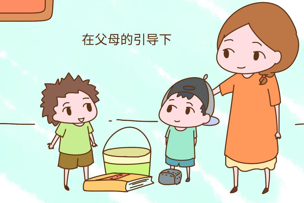 孩子對玩具的態度,體現了父母的教育成果,你的成果還好嗎?