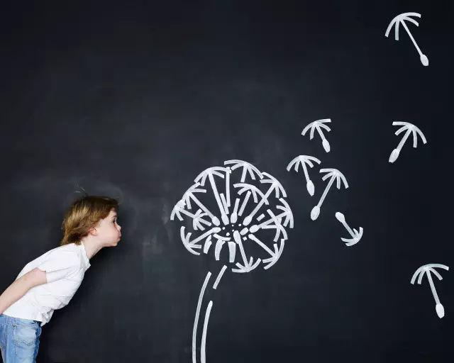 孩子画画的灵感千万要呵护好!