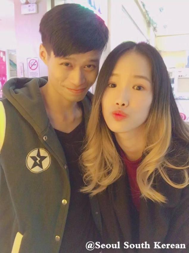 2018亚洲小姐谢诗敏18岁生日男友陈嘉俊被追问怎么庆祝