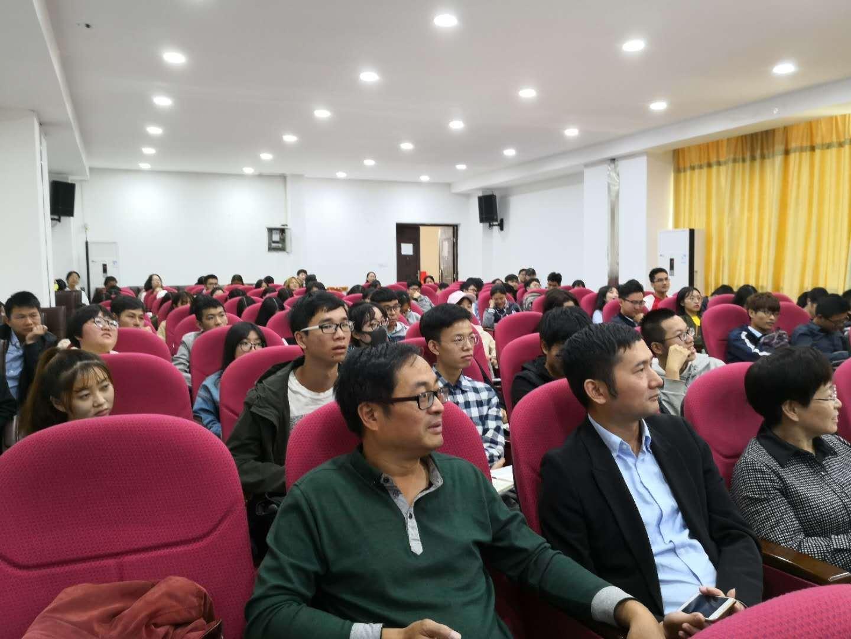 國家預防災害文化建設公益活動走進南昌大學