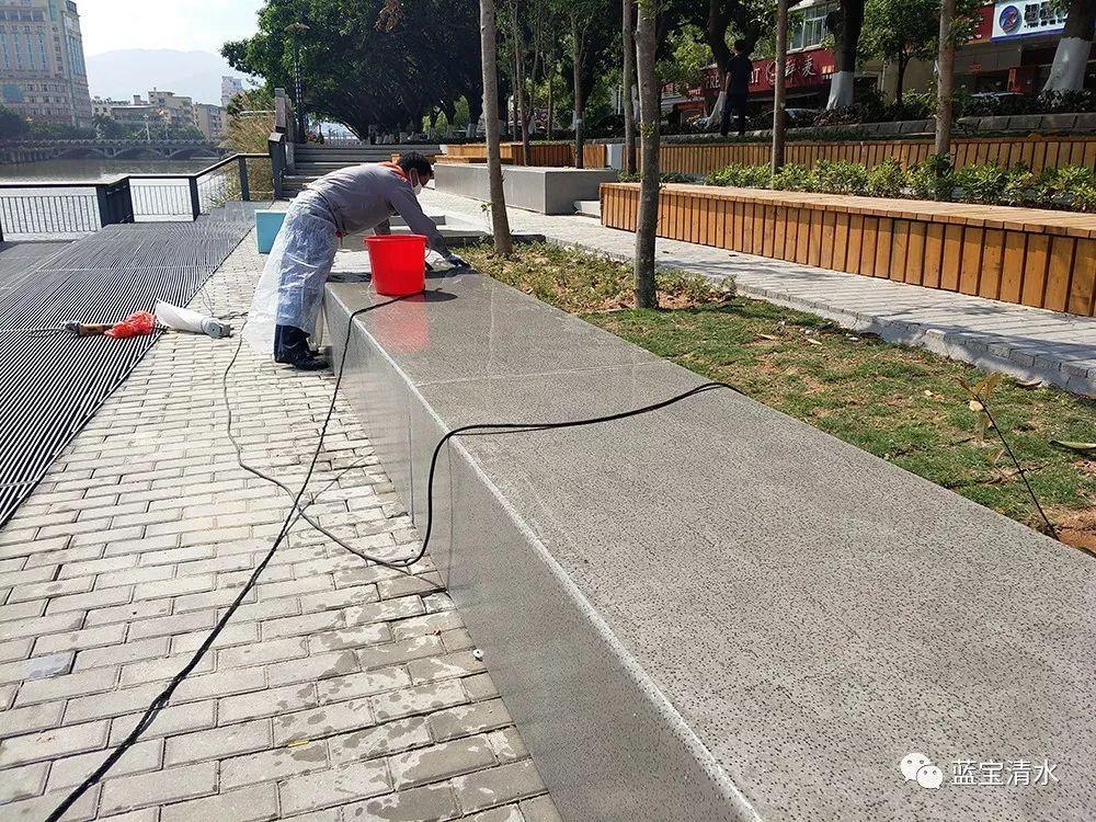 清水混凝土
