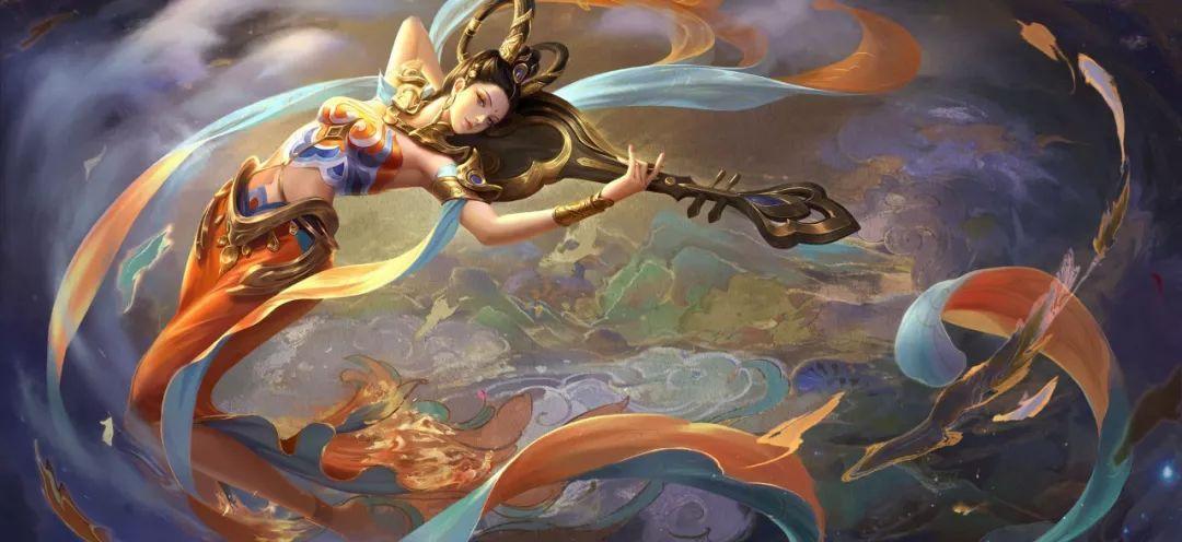 盘点游戏中的四技能英雄,每一个都是神仙降世-www.wangexing.com