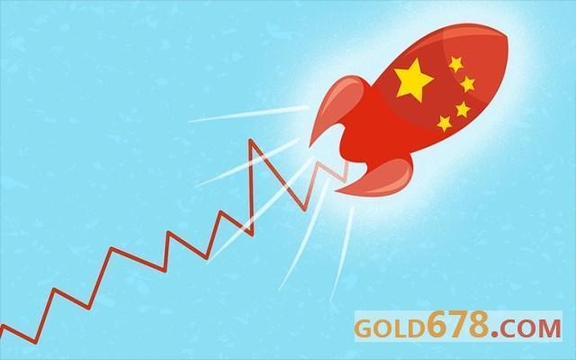 中国股市放卫星稀释金市人气,但黄金多头料