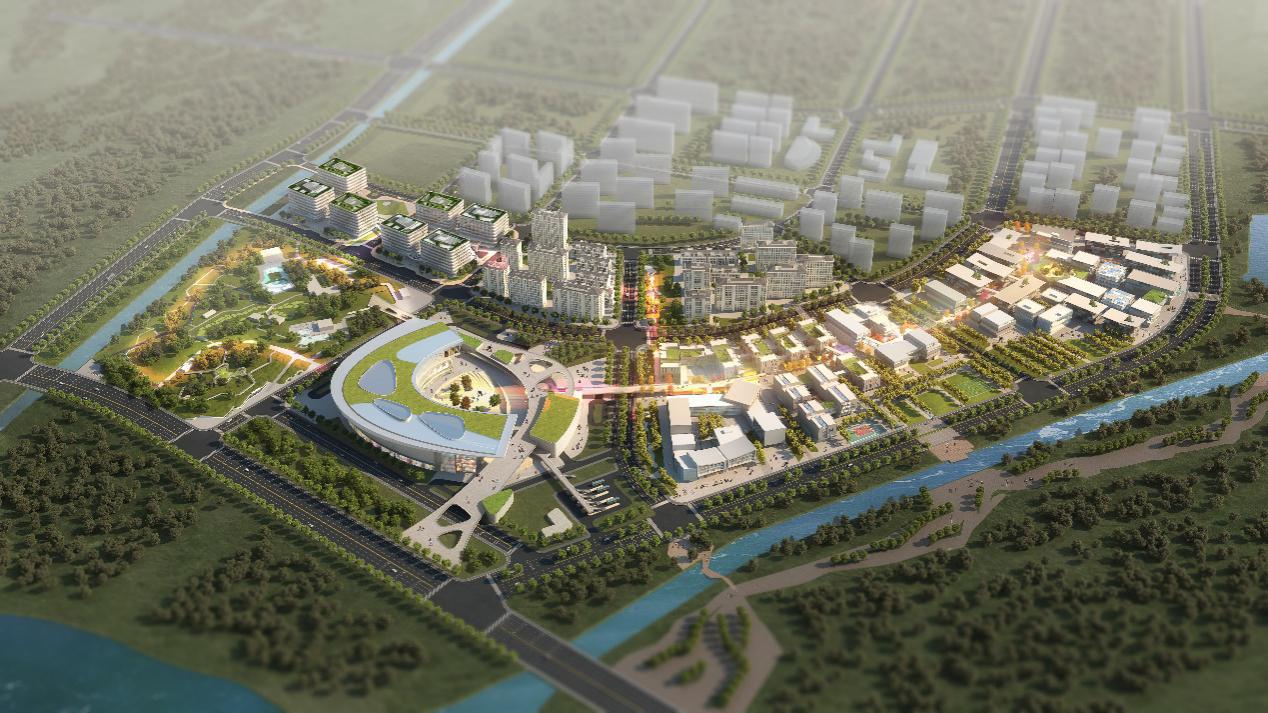 中国版圣马特奥―E_ZIKOO智慧谷描绘未来科创生态小镇蓝图