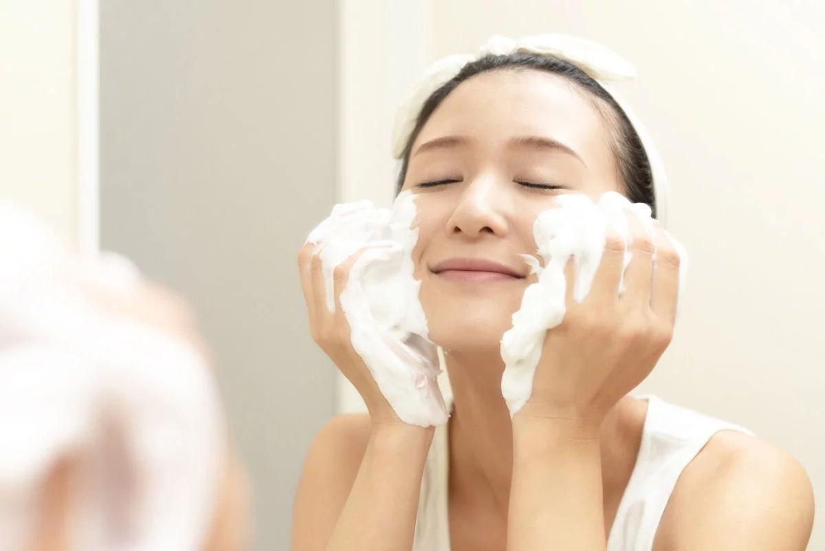 秋季护肤攻坚战,第一步就是学会洗脸