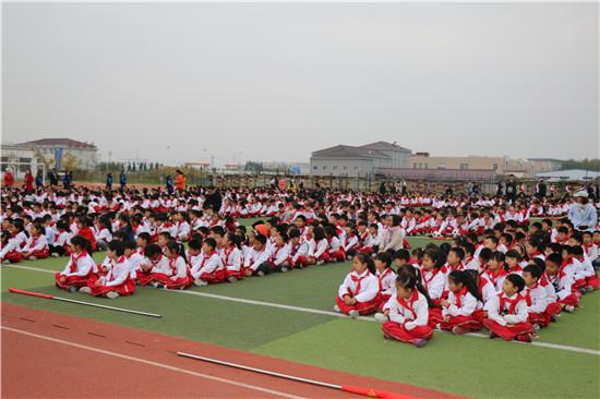 淮安经济开发区实验小学开展法制教育报告会
