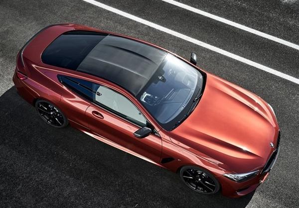 宝马8系Coupe 11月开售 双门跑车设计 搭载4.4T V8引擎的照片 - 4
