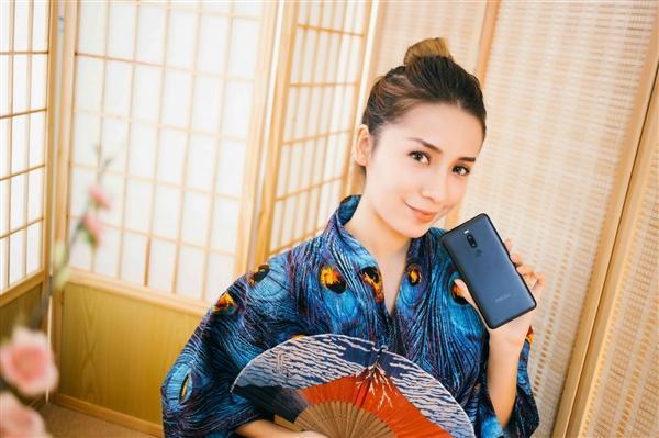 魅族Note 8官方图赏:黑蓝紫红四色齐飞的照片 - 22