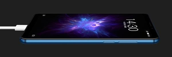 魅族Note 8官方图赏:黑蓝紫红四色齐飞的照片 - 34