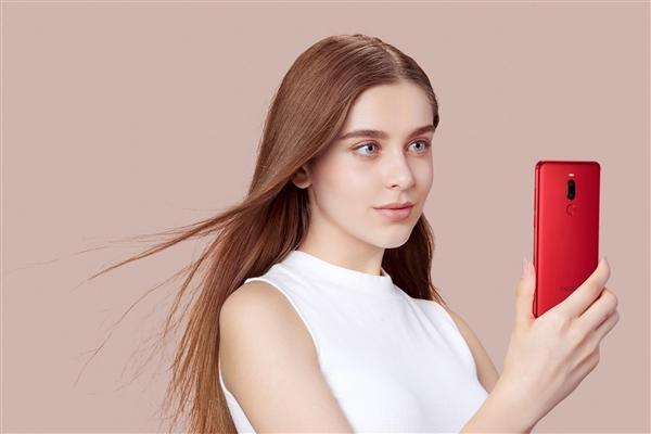 魅族Note 8官方图赏:黑蓝紫红四色齐飞的照片 - 25