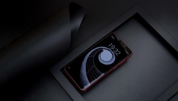 魅族Note 8官方图赏:黑蓝紫红四色齐飞的照片 - 1