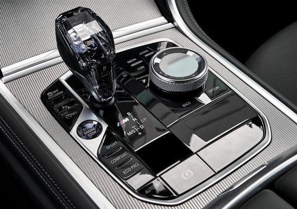 宝马8系Coupe 11月开售 双门跑车设计 搭载4.4T V8引擎的照片 - 6