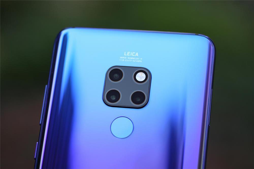 华为Mate 20首发评测 全球首颗7纳米手机芯片麒麟980加持的照片 - 11