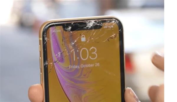 iPhone XR跌落测试:比XS果然差远了的照片 - 7