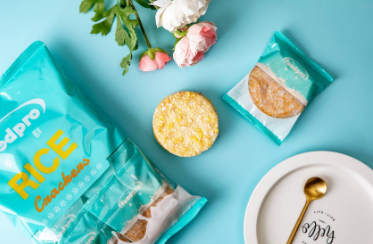 台湾优群北海道雪米饼横空出世 雪米饼界的Tiffany成网红爆款