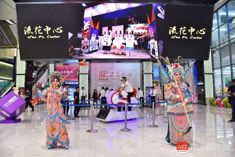 集购物、餐饮、酒店、影城于一身!广州流花展馆摇身变成综合商场