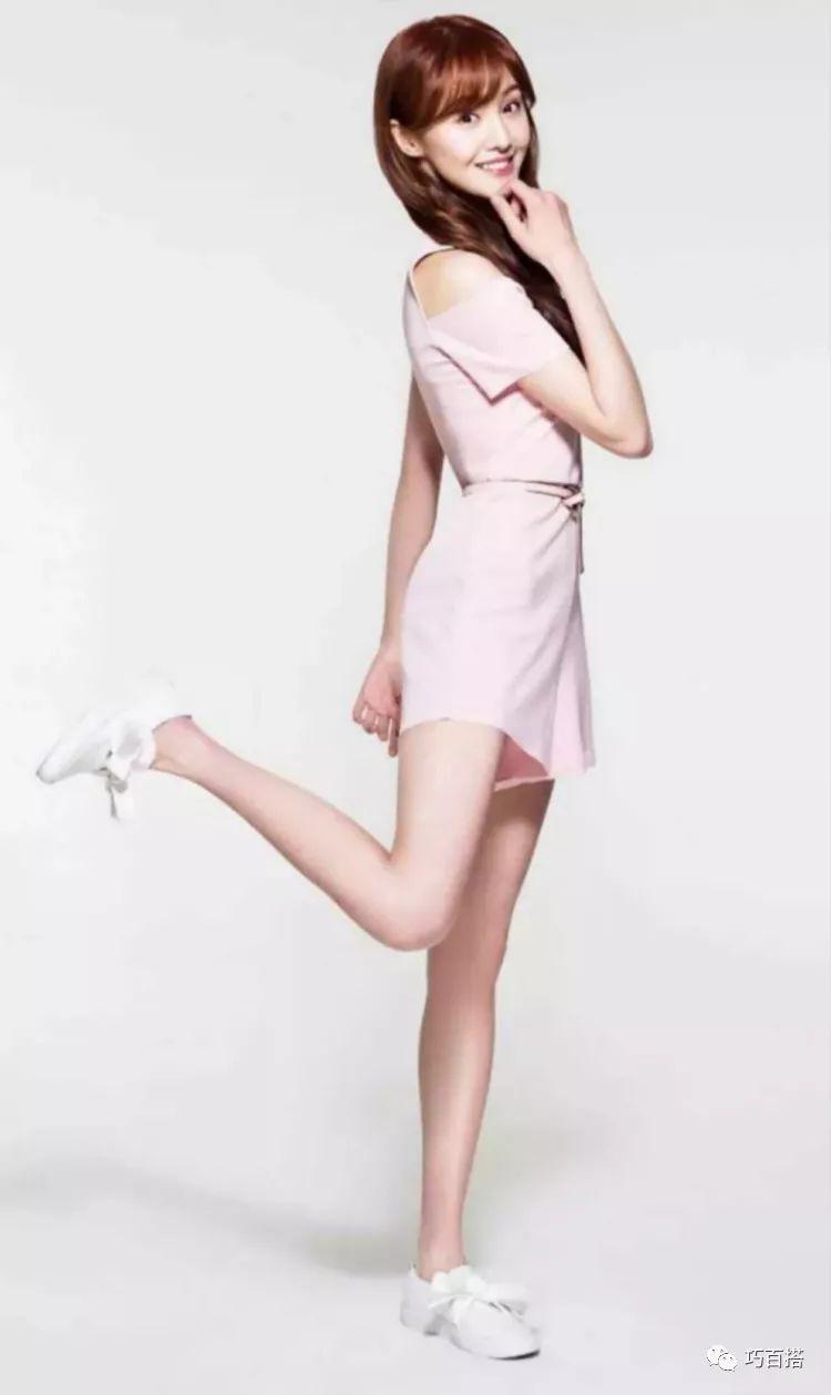 鄭爽太會穿了,各種風格衣服都能穿出好氣質,顯瘦顯高顯腿長!