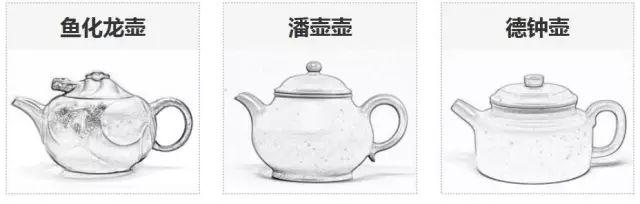 鱼化龙壶-潘壶壶-德钟壶