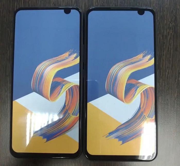 华硕ZenFone 6真机曝光:后置三摄指纹+奇葩刘海开孔的照片 - 2
